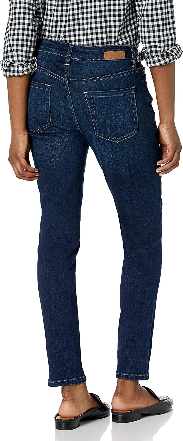 Jag Jeans Womens Petite Carter Girlfriend Jean Jeans