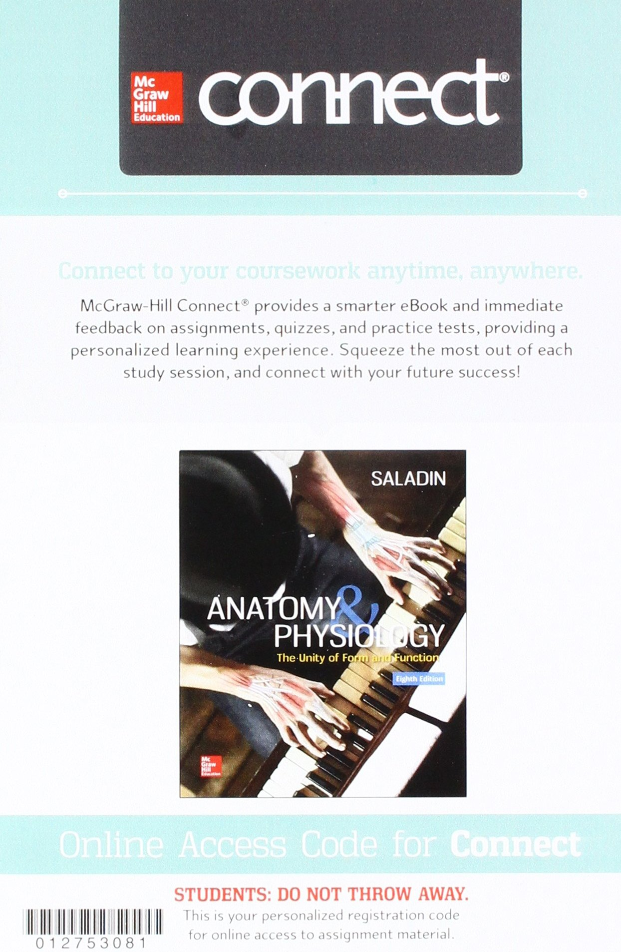 Buy Anatomy & Physiology + Connect Access + Lab Manual + Lab Atlas ...