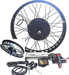theebikemotor 3000W Hub Motor Bicicleta eléctrica Kit de