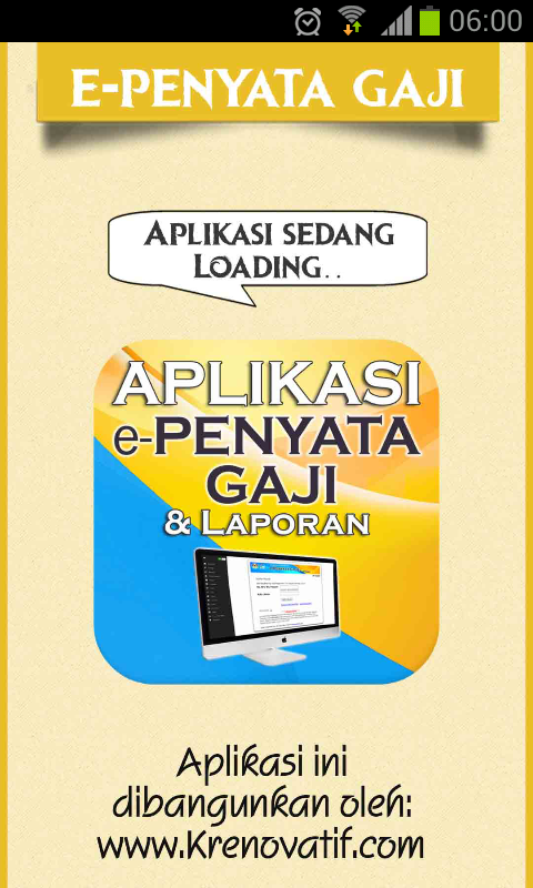 Amazon Com Epenyata Gaji Online Anm Appstore For Android