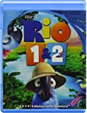 Rio 1 & 2 Blu-ray