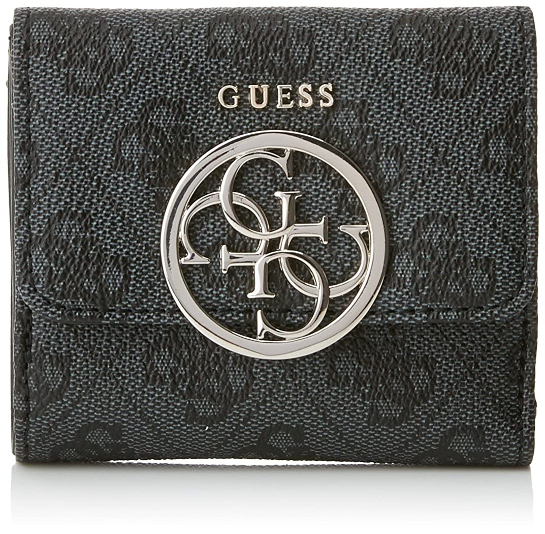 Guess SWSC6691440, Cartera Mujer, Multicolor (Coal), 2x6.4x9 ...