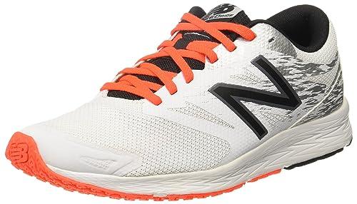 f8f6ead64bab7 new balance Men s Flash White Running Shoes-7.5 UK India (41.5 EU)(8 ...