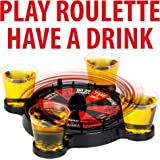 Barbuzzo Roulette Shots Drinking Game - Vegas Themed Party Game