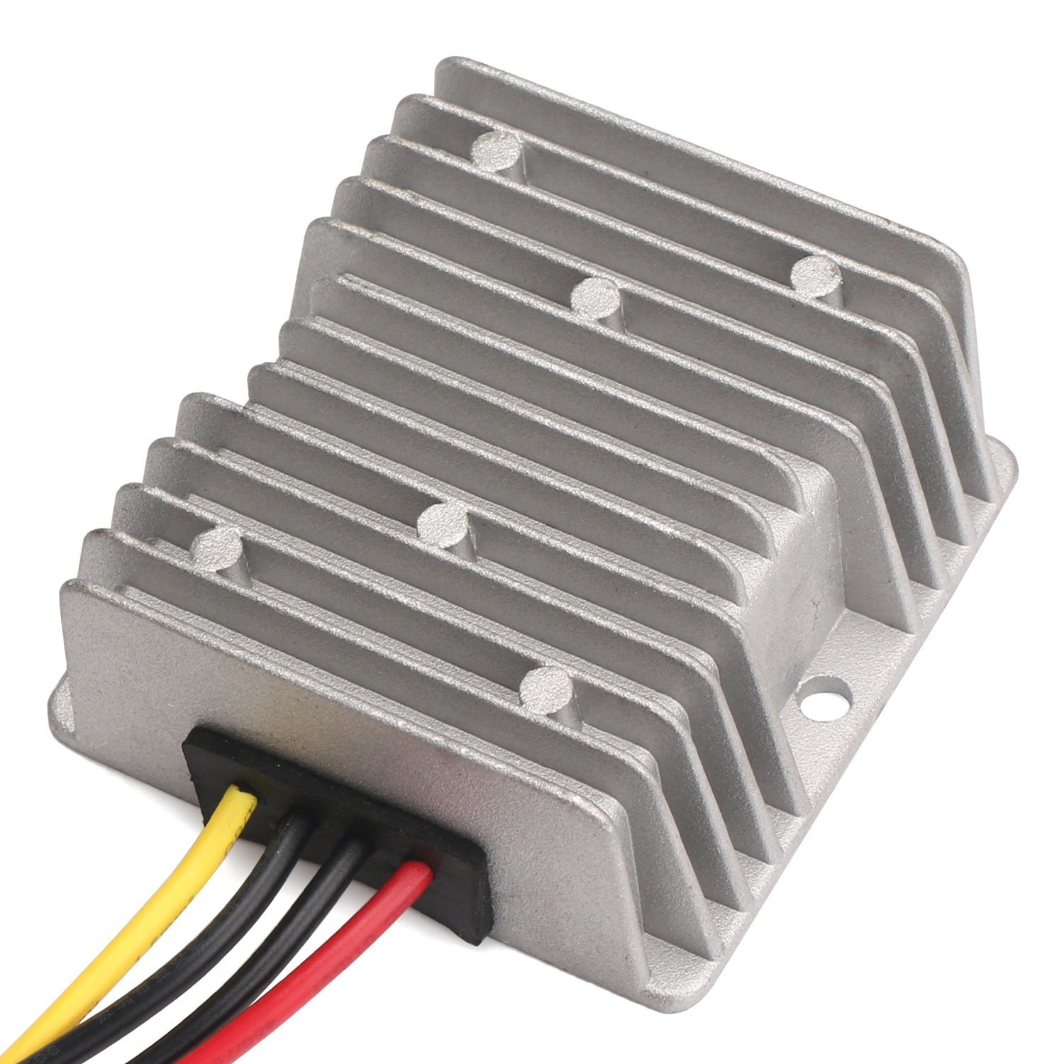 36v 48v To 12v Voltage Reducer Drok 120w 10a Dc Club Car Ds Wiring Diagram Waterproof Step Down Converter 24 60v 24v 36 V 48 12 Buck Regulator Volt