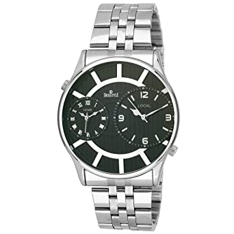 18150804372 Buy Swisstyle Double moment Upgrade Youth Analog watch for men -  SS-GR166-BLK-CH Online at Low Prices in India - Amazon.in