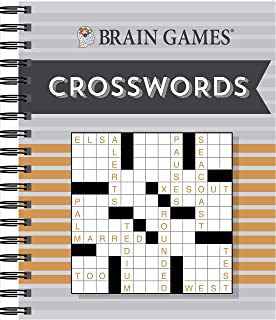 Brain Games Crossword Puzzles Publications International Ltd