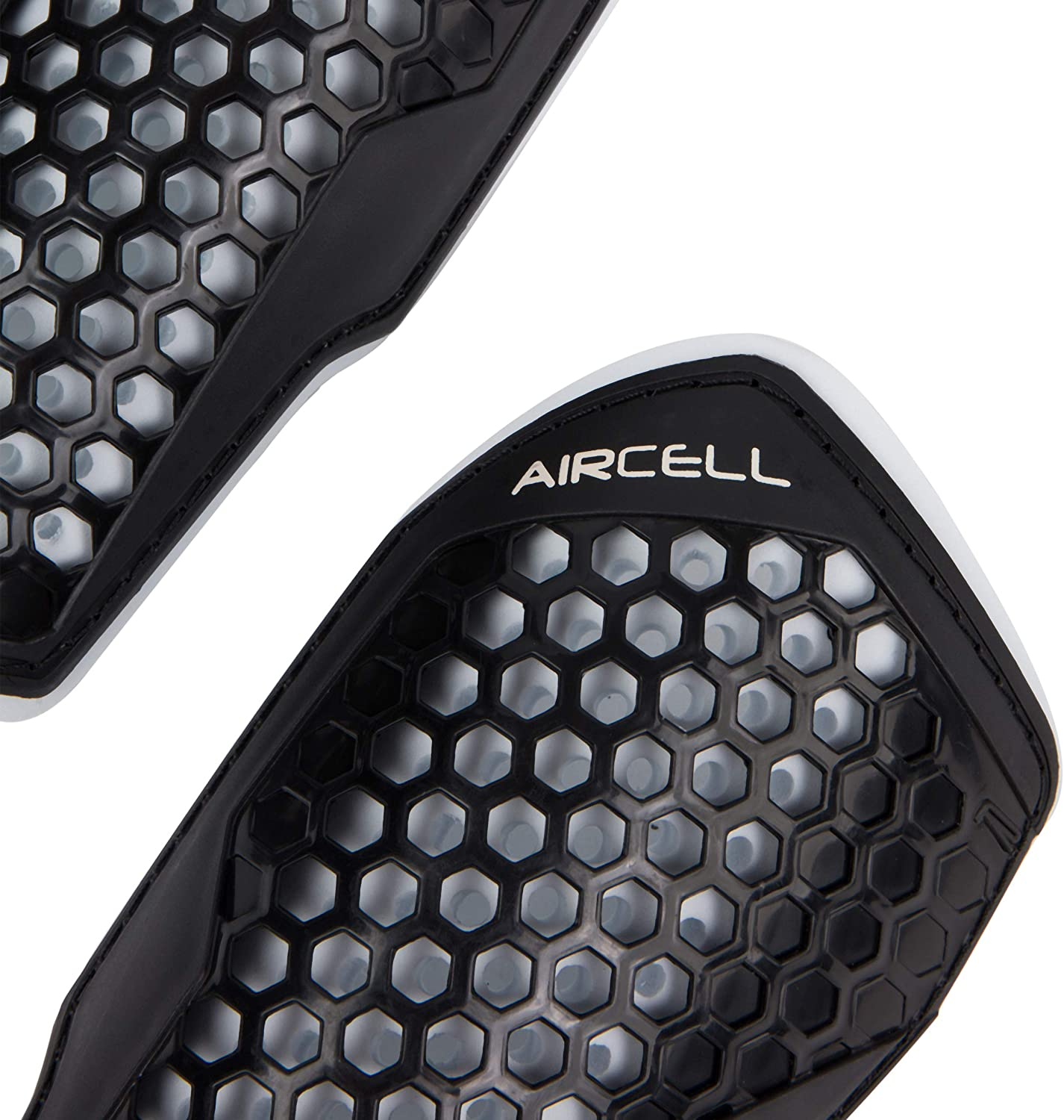 Amazon.com: Aircell velocidad espinilleras: Sports & Outdoors