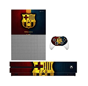 Barcelona Xbox One Skin Bundle Professional Sale F.c Faceplates, Decals & Stickers