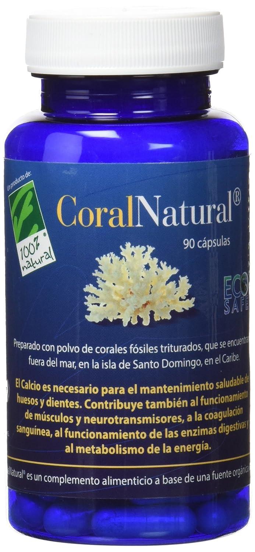 100% natural Coral Natural Minerales - 90 Cápsulas