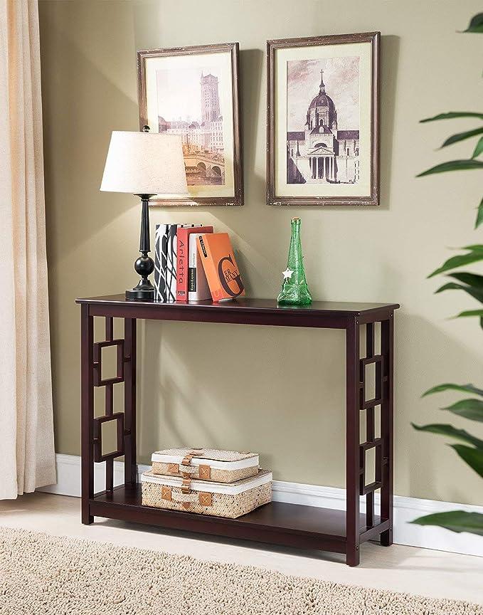 Amazon.com: Kings marca Muebles Mesa De Entrada Consola sofá ...