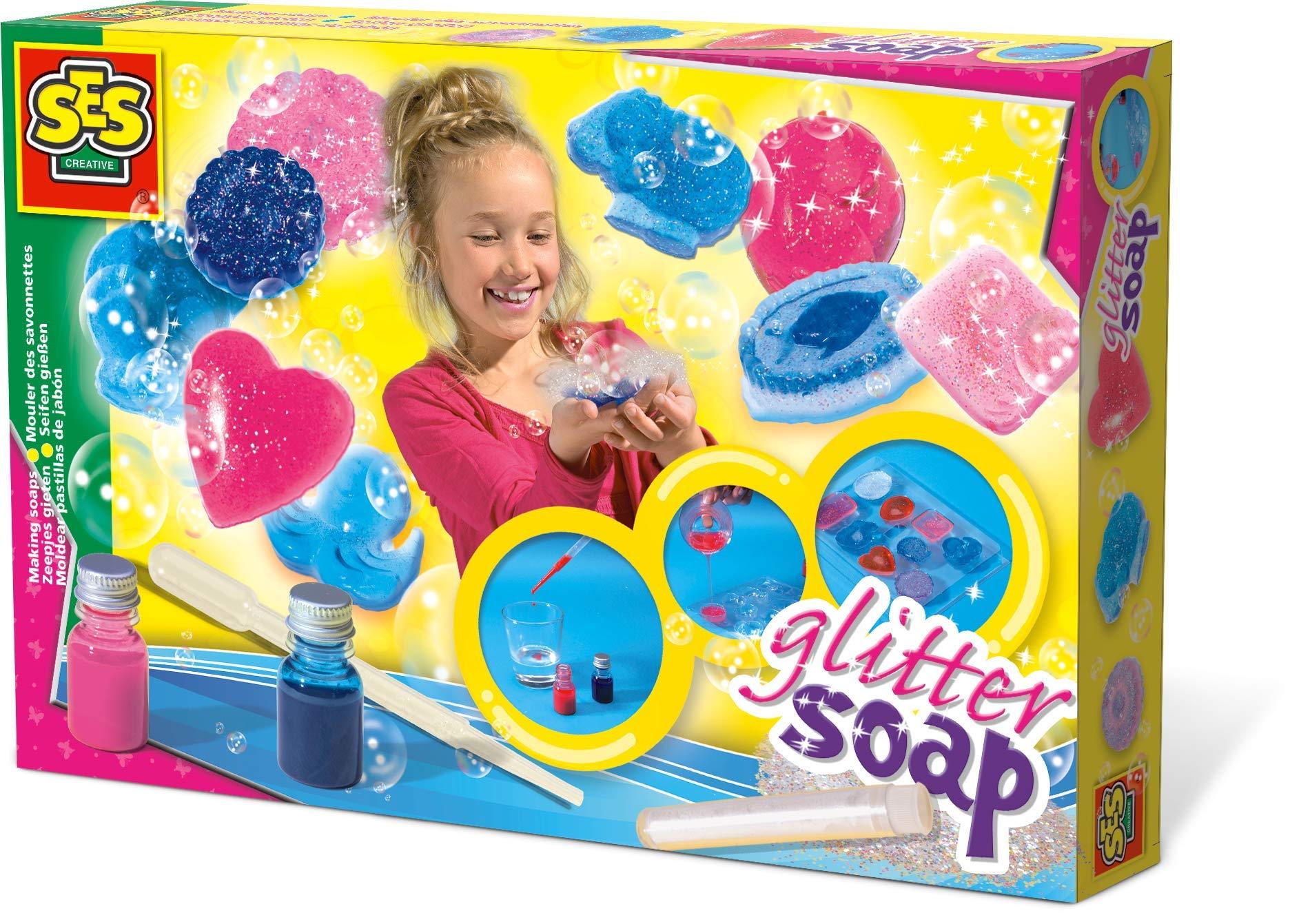 SES Creative Set para Hacer Tus Propios jabones para niños SES 00910 product image