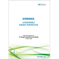 Hydrogen: A renewable energy perspective (English Edition)