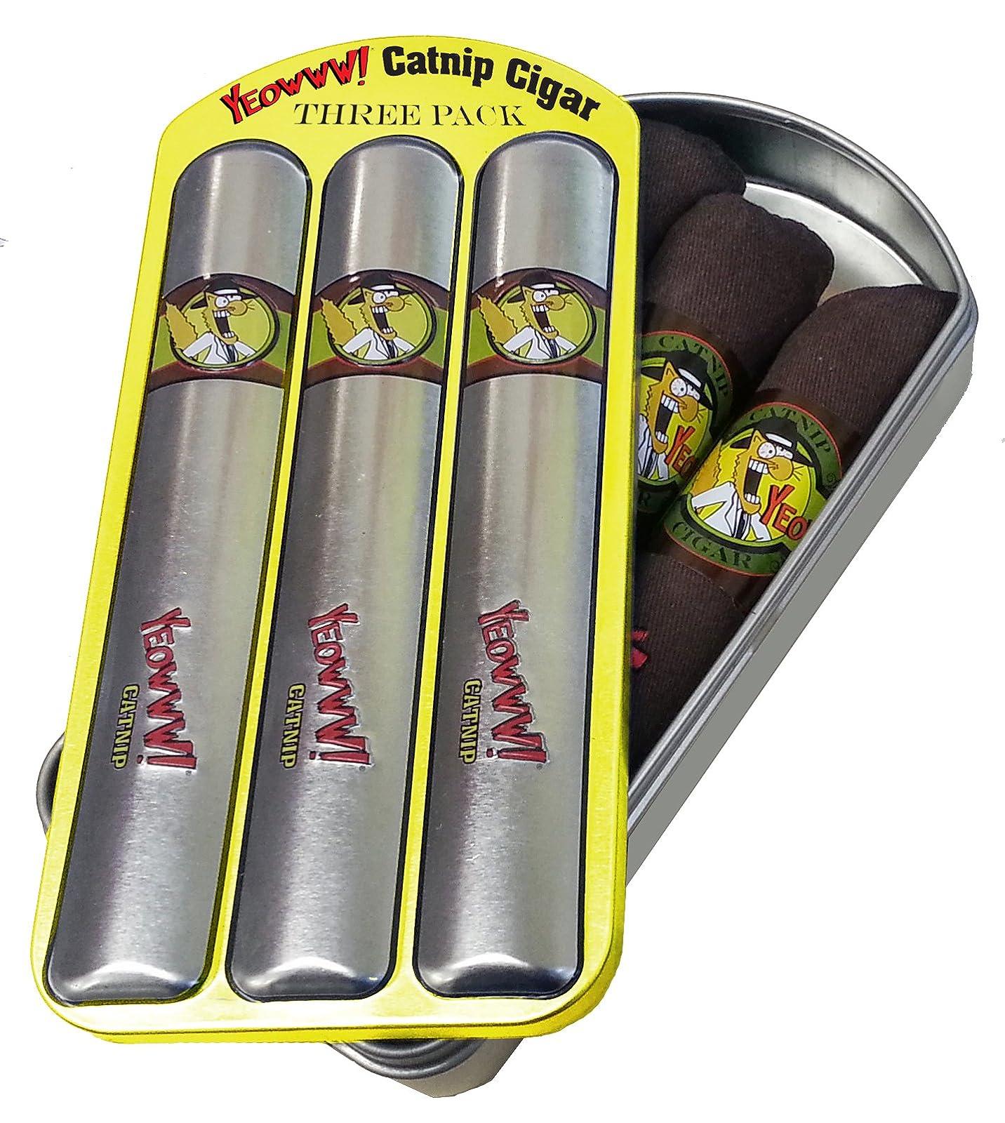 Yeowww! 3-Pack Catnip Toy 8 12402 00032 4 N/A - 1