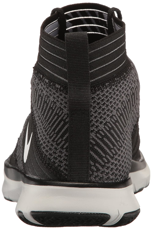 the best attitude 13c16 ad374 Zapatos de entrenamiento Nike Mens Free Train Virtue Negro   Blanco   Gris  Oscuro