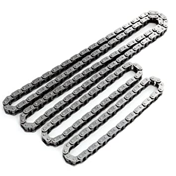 Amazon.com: SCITOO TKNI033 Timing Chain Kit Tensioner Guide Rail Crank Sprocket Cam Sprockets Compatible 01-04 Nissan Pathfinder Infiniti QX4 3.5L DOHC: ...