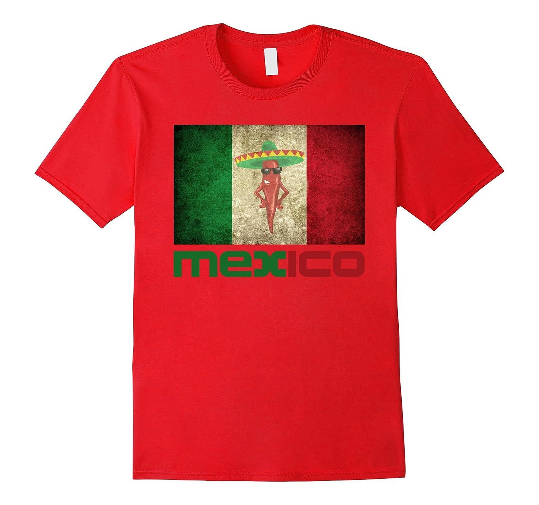 Mexico National Soccer Team T-Shirt-TD