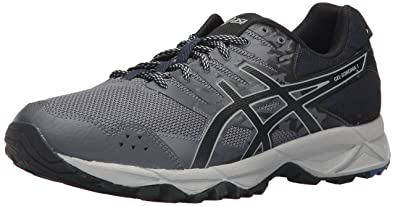 ASICS Men's Gel-Sonoma 3 Running Shoe, Carbon/Limoges/Black, 6
