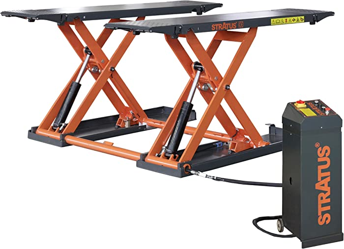 Top 10 Car Lifts For Home Garage 110V