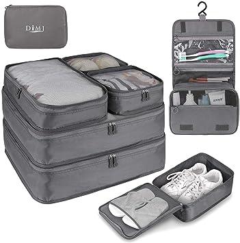 Amazon.com: Cubos de embalaje para viajes, juego de cubos de ...