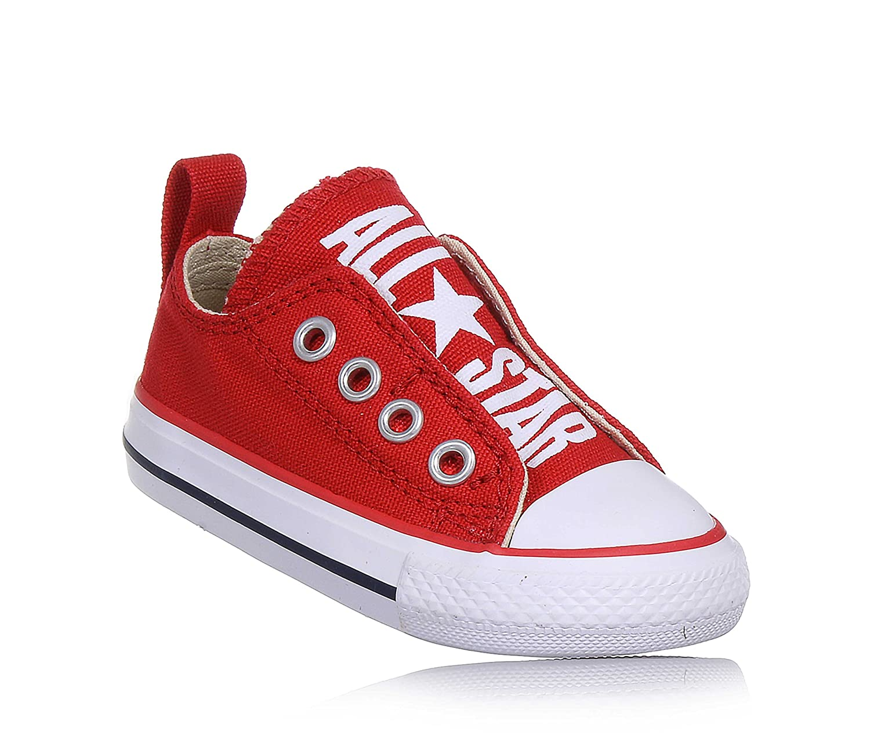 Converse Sneackers All Star Slip On Rossa: : Schuhe