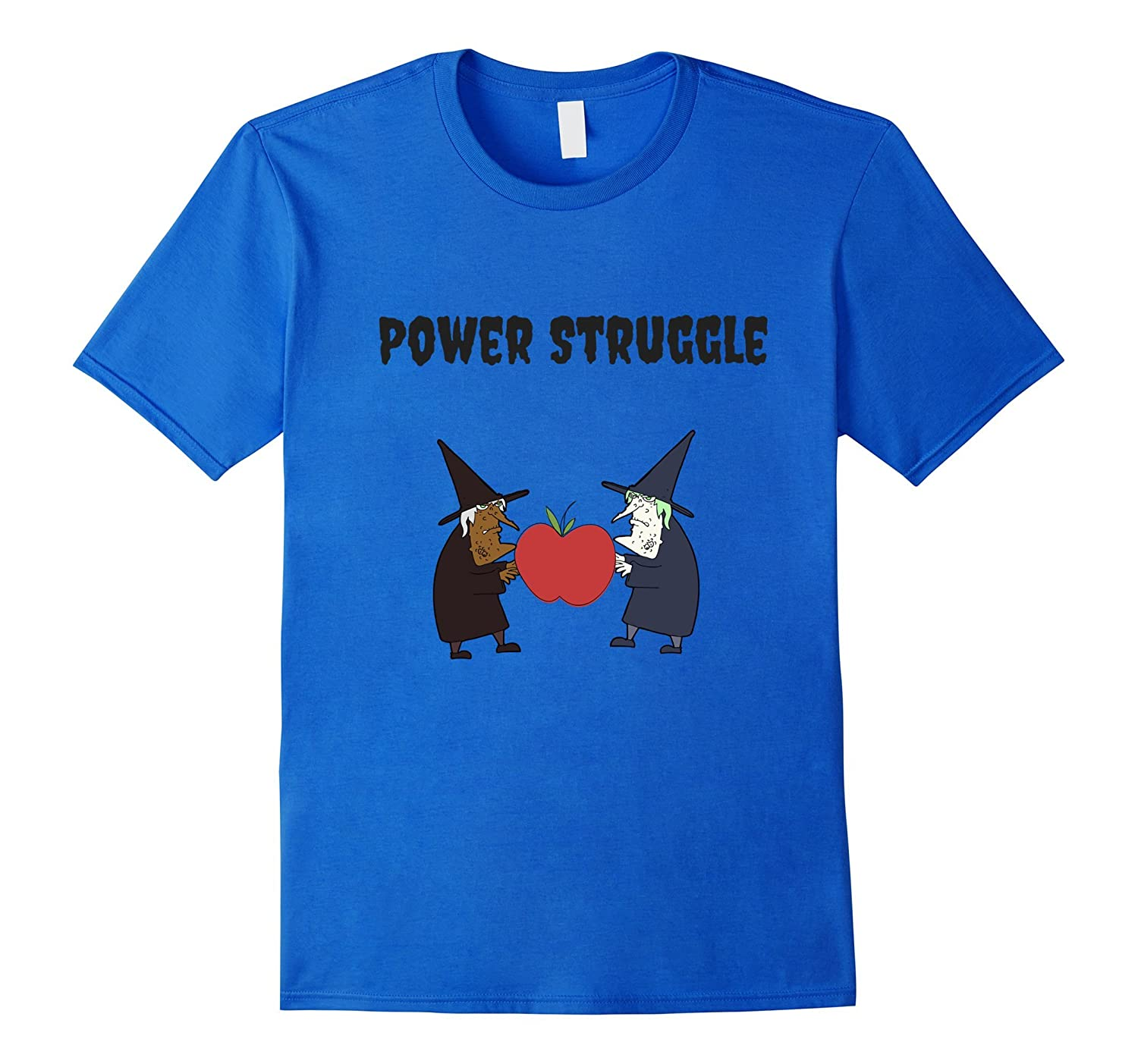 The Witches Power Struggle Funny T Shirt