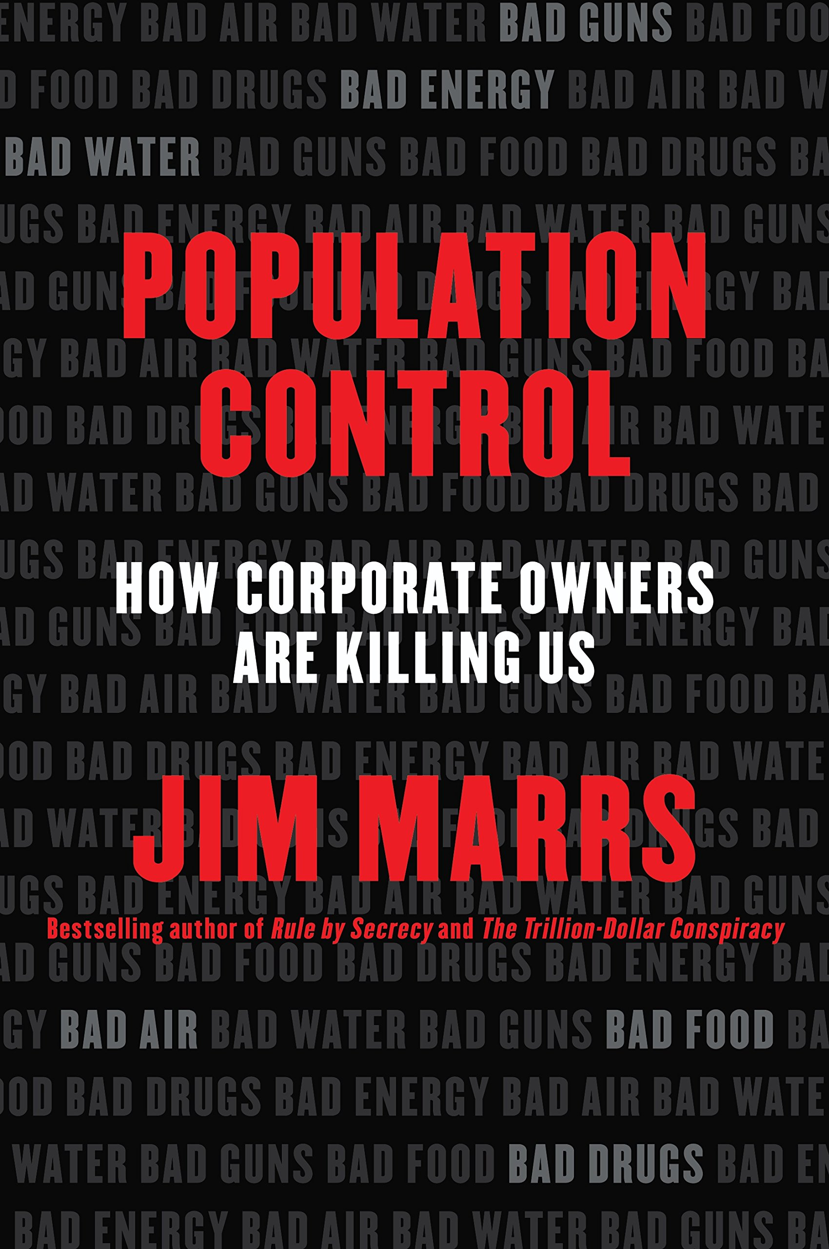 Population Control Corporate Owners Killing product image