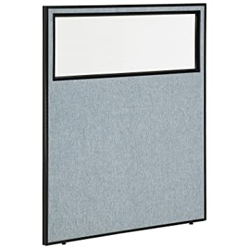 Amazon Com W X H Office Partition Panel With Partial