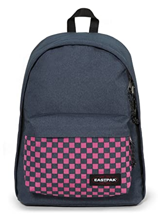 Out Off Zaino Blue College Pink Office Weave Eastpak gHw1xpdqnH