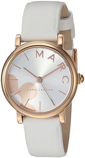 Marc Jacobs - Reloj de cuarzo clásico para mujer 10a2732e8e02