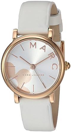 8f992cdf81f Marc Jacobs Women s MJ1620 Marc Jacobs Classic Analog Display Quartz White  Watch