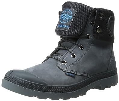c2293005cbd Palladium Men's Baggy Leather Gusset Boot