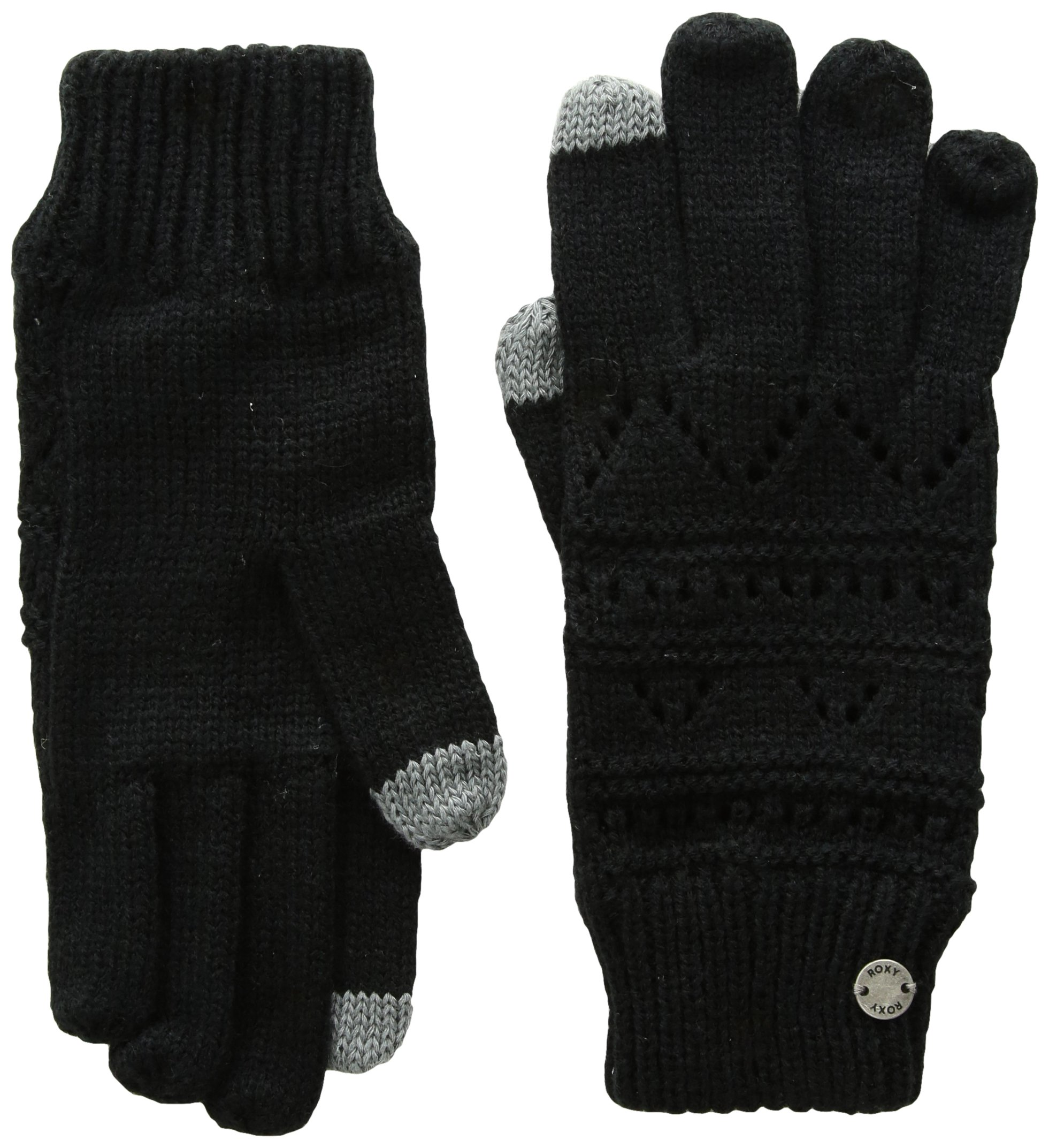 Roxy Women's Girl Challenge Gloves, Anthracite, One Size