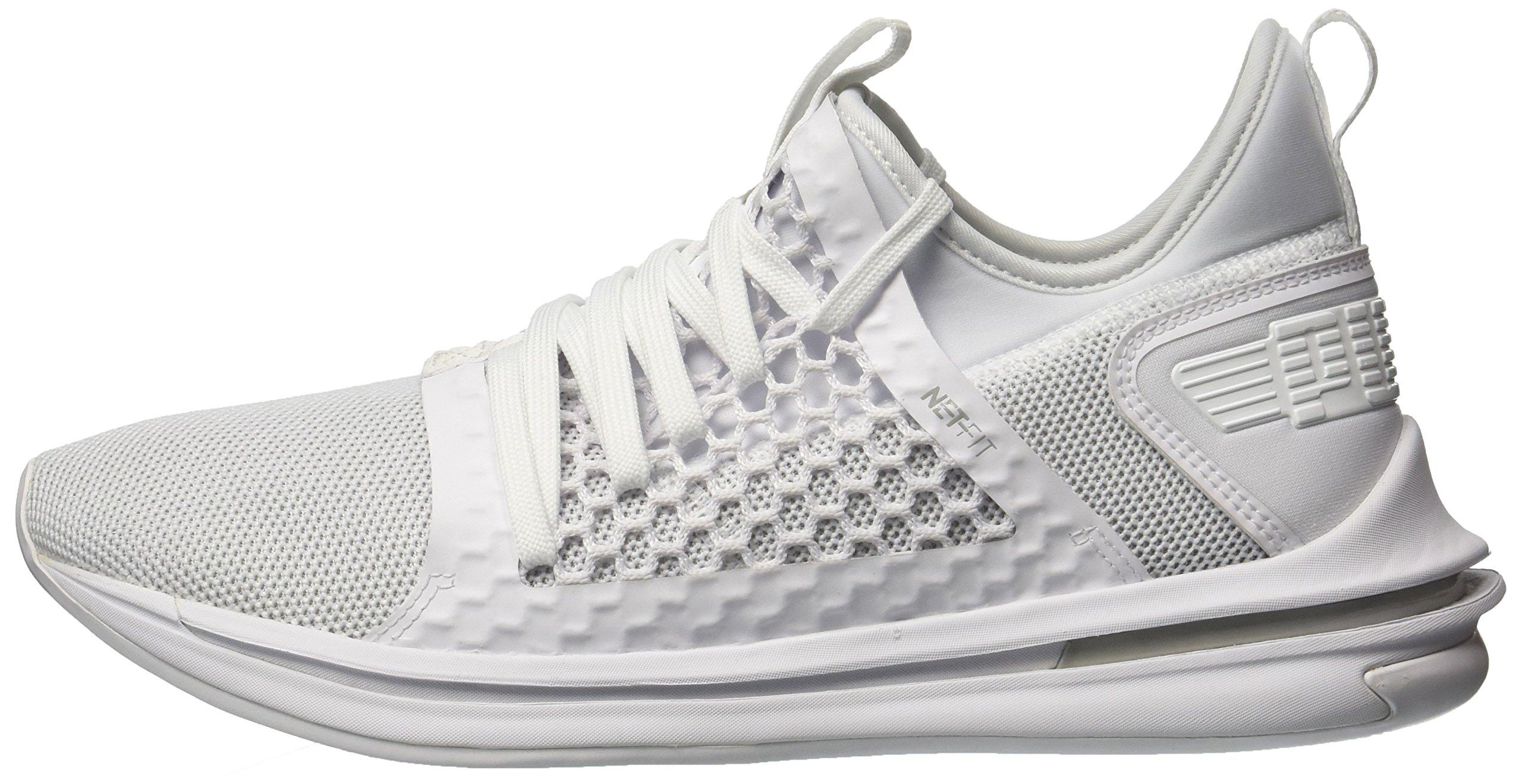 PUMA Men s Ignite Limitless SR Netfit Sneaker 486e48a03