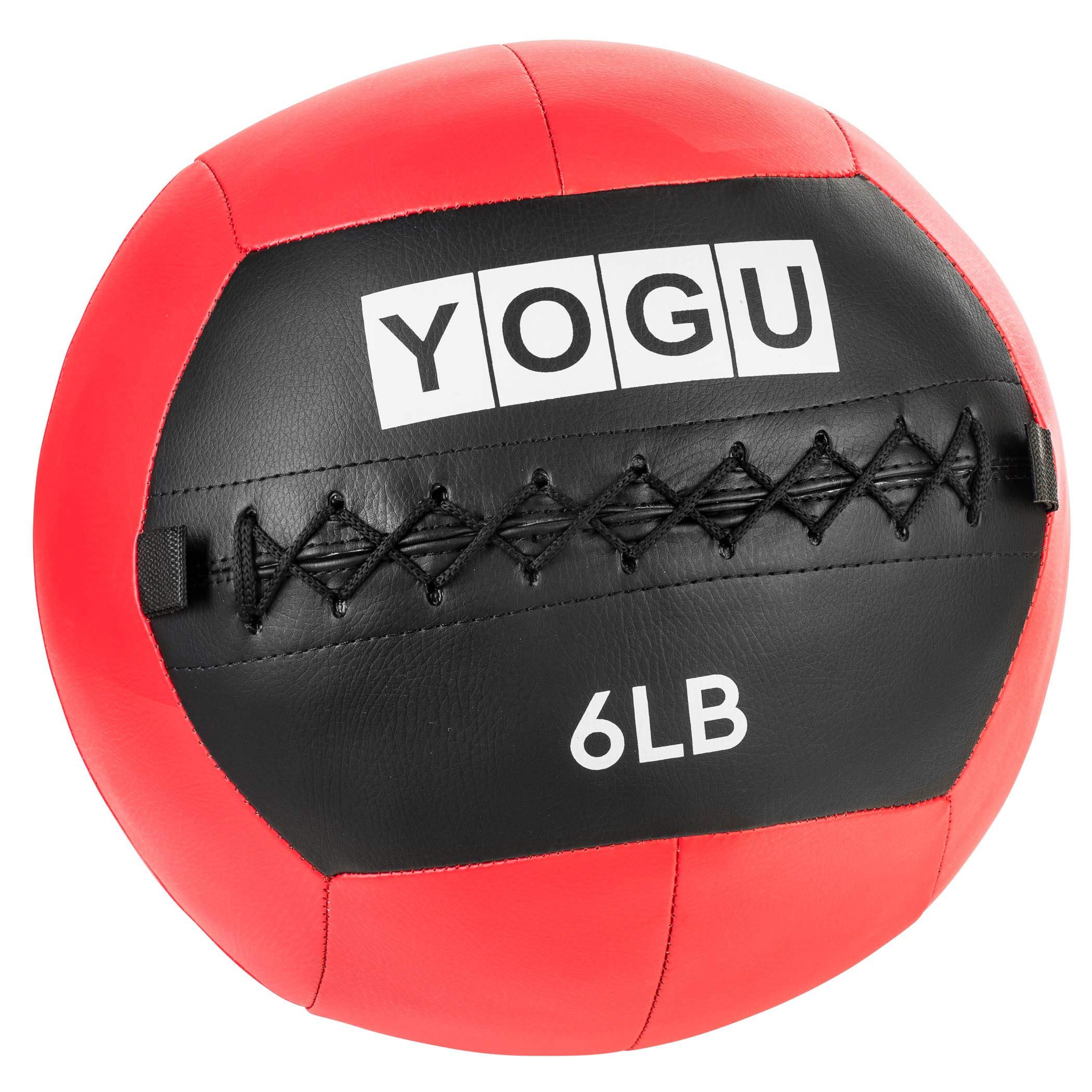 YOGU Soft Medicine Ball (6.0 Pounds)