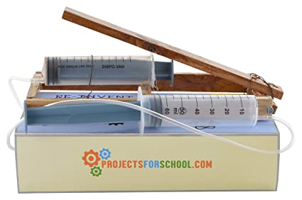 Buy hydraulic jack school science project working model diy kit hydraulic jack school science project working model diy kit science game solutioingenieria Image collections