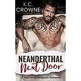Neanderthal Next Door: Enemies to Lovers, Mountain Man Next-Door Romance