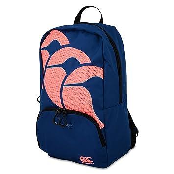 Canterbury Mochila para la Vuelta al Cole, Color Sport Blue/Firecracker/Malibu Blue, tamaño Talla única: Amazon.es: Deportes y aire libre