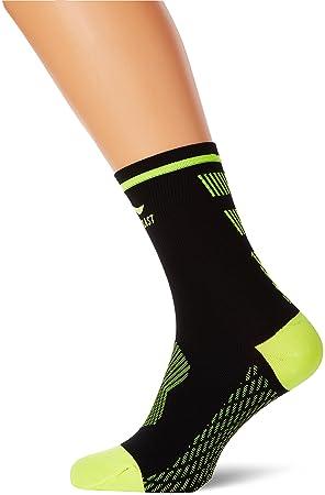 Sportlast Pro Calcetines de Tenis, Negro/Amarillo, M: Amazon.es: Deportes y aire libre
