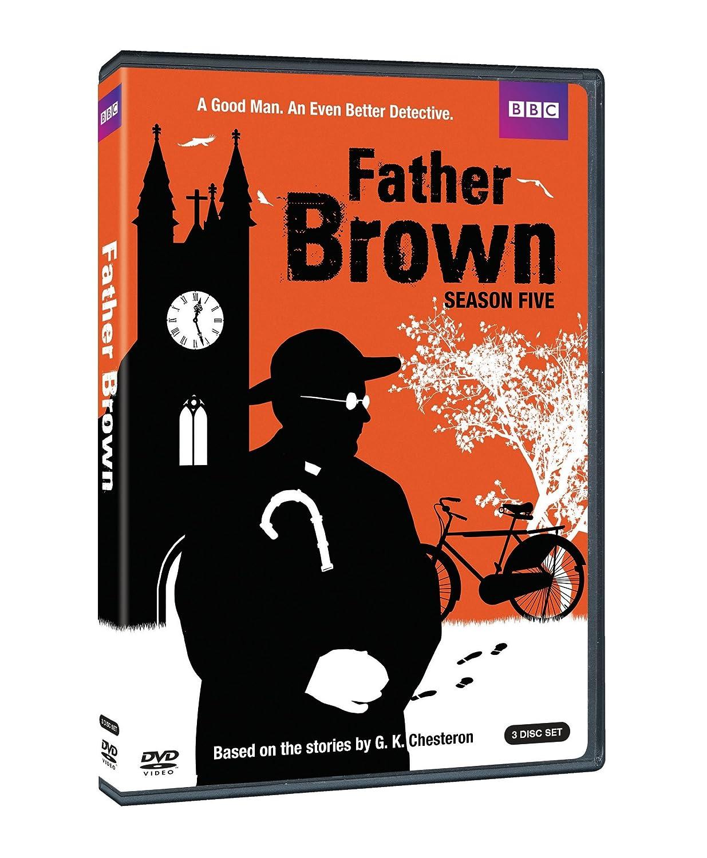Amazoncom Father Brown Season Five Various Movies Tv