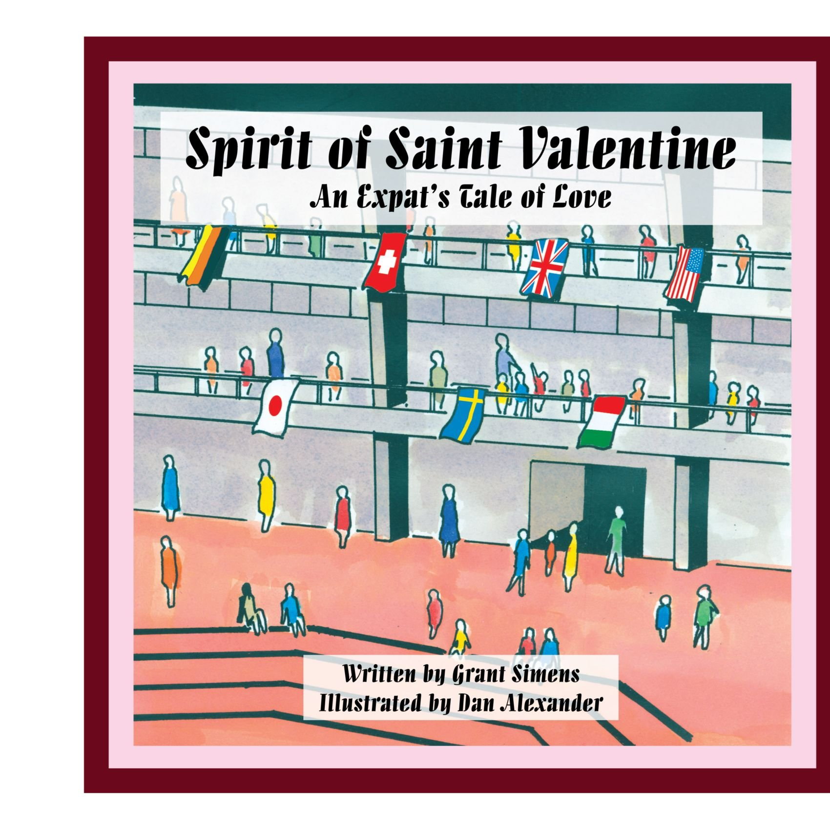 Download Spirit of Saint Valentine: An Expat's Tale of Love pdf