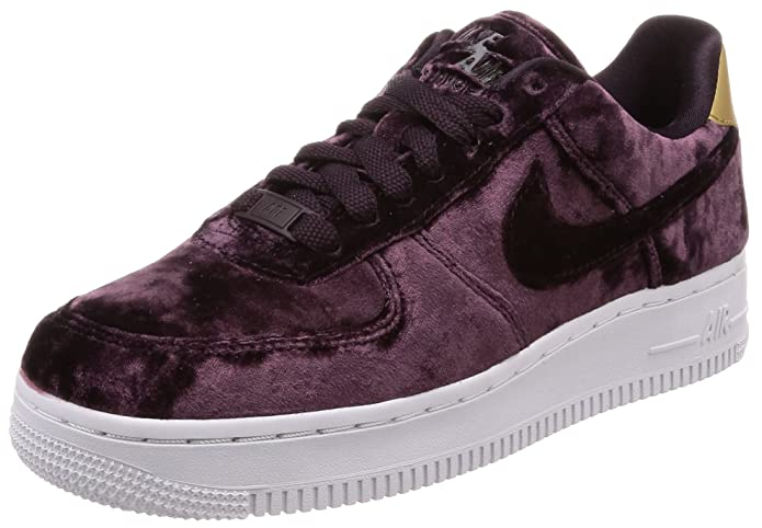 sports shoes a9f49 bc533 Amazon.com  Nike Air Force 1 07 Premium Womens Sneakers Port WinePort  Wine 896185-600  Fashion Sneakers