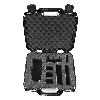 Casematix Travel Case Compatible with DJI Mavic 2 Pro Drone Quadcopter and Accessories: Camera & Photo