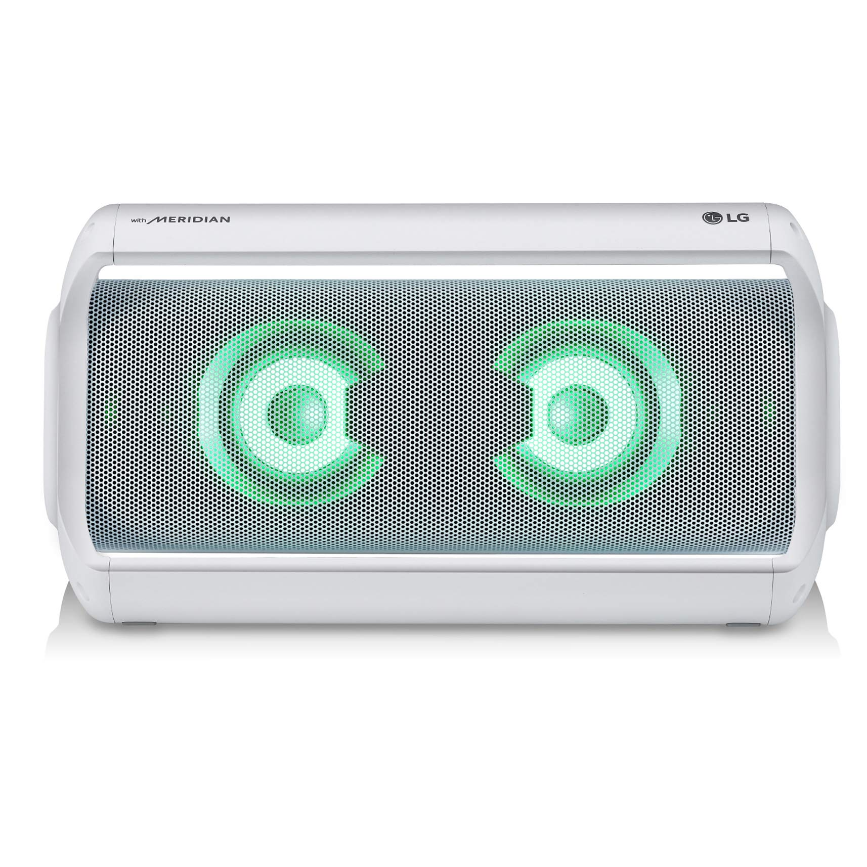 LG PK7W XBOOM Go Water-Resistant Wireless Bluetooth Party Speaker with Up to 22 Hours Playback