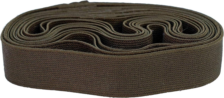 100/% Baumwolle Hosenbunderweiterung, Bund-Erweiterung f/ür Hosen Jeans R/öcke Zettl 3 Bunderweitewrungen mit Knopf