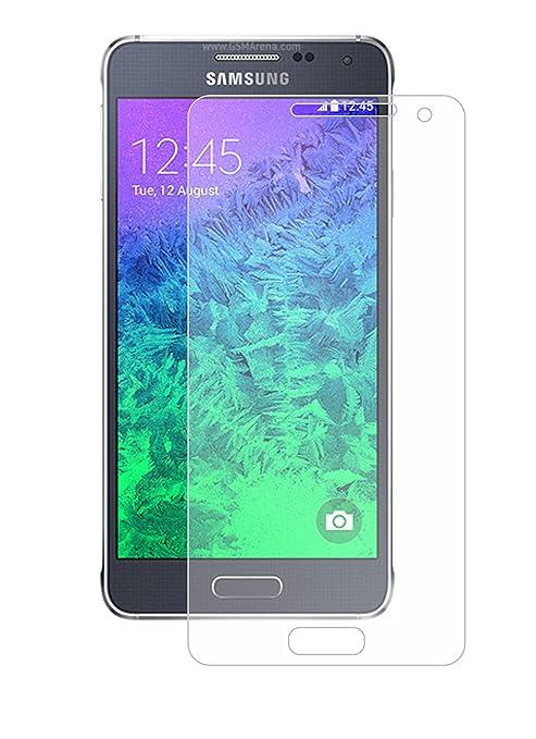 28 opinioni per 6 x Membrane Pellicola Protettiva Samsung Galaxy Alpha (SM-G850, G850A, G850T,