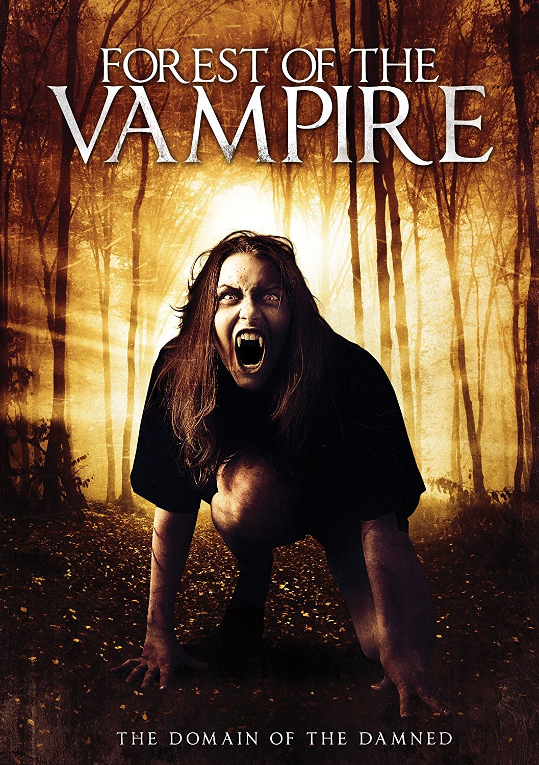 DVD : Forest Of The Vampire (DVD)