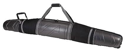 Amazon.com   Athalon Platinum Molded Wheeling Double Ski Bag ... d41c805264dc6