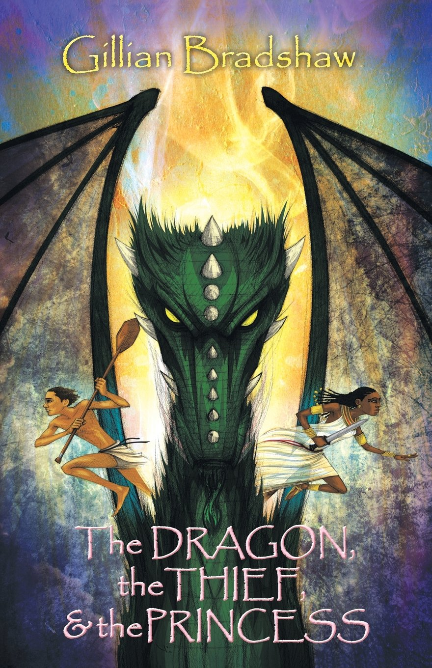 Read Online The Dragon, the Thief, and the Princess ebook