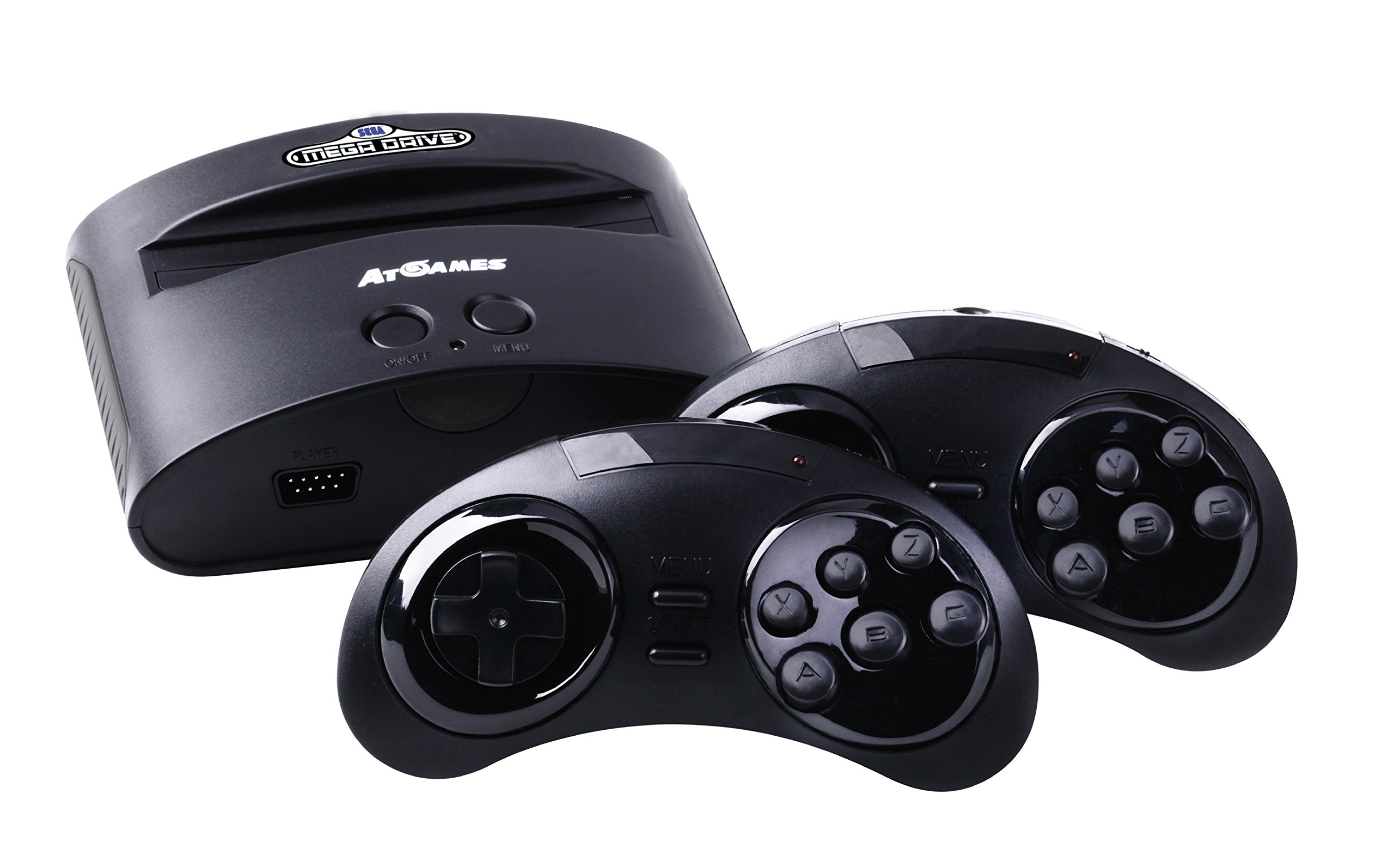 Sega Genesis Classic Game Console 2016 by At Games (Image #1)